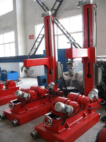 Machinery Press Pipe Rotator (MPR Series)