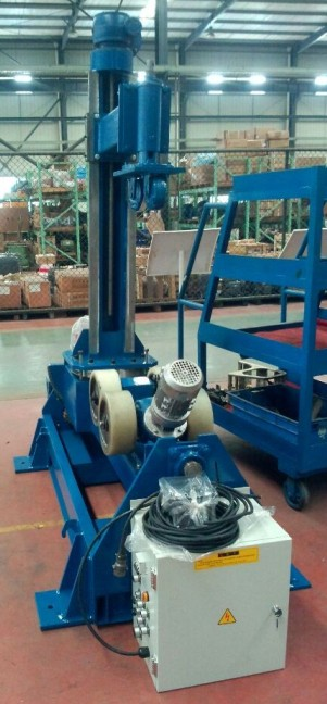 Mechanical Press Pendulum Pipe Rotator (PP Series)