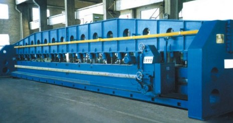 Steel Plate Groove Milling Machine by Imported Milling Head