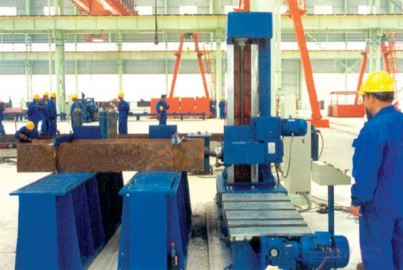 Box Column and H Beam Face Milling Machine (DX Series)