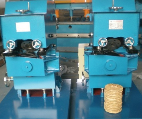 Rolling Scissors Steel Plate Welding Groove Processing Machine