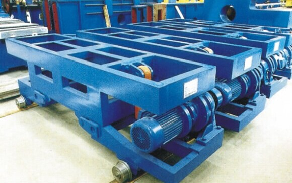 H beam Auxiliary Conveying Machine