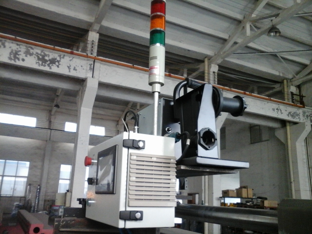 Longitudinal Seam Welder with MIG/MAG/TIG/SAW welding type PLC control