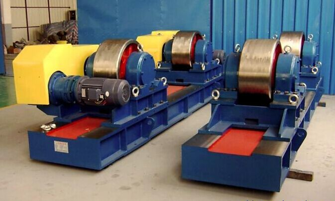 Conventional Tanks Rotator / Turning Rolls